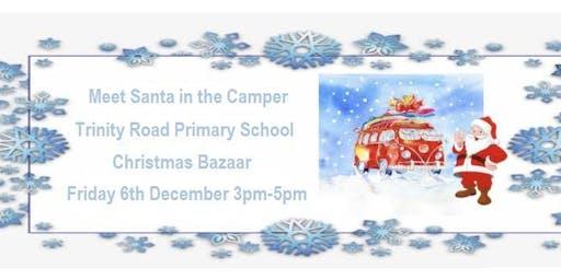Santa's Grotto-Trinity Primary School Christmas Bazaar