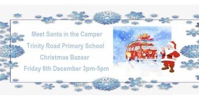 Santa's Grotto-Trinity Road Primary School Christmas Bazaar