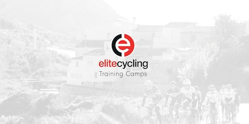elitecycling pre-season training holiday
