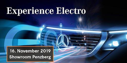 Experience Electro - Individuelle Ladelösungen für Ihr Auto & Wohnsituation