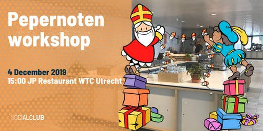 Pepernoten workshop