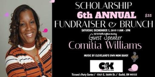 Claudette's Kids Foundation - 6th Annual Scholarship Fundraiser Brunch