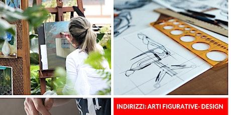 Incontro informativo iscrizioni Liceo Artistico Corso Serale a.s. 2020/21 biglietti