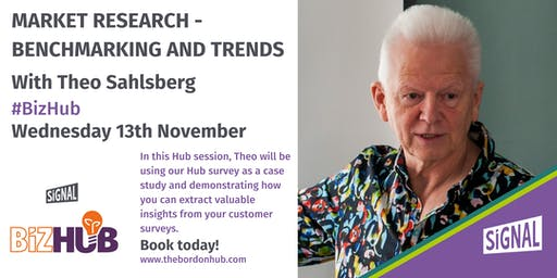 Market research - Benchmarking and Trends with Theo Sahlsberg