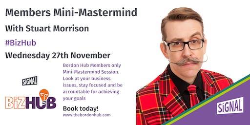 Mini-Mastermind - Hot Seat Session with Stuart Morrison