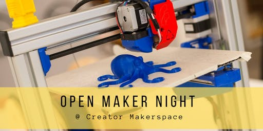 Open Maker Night