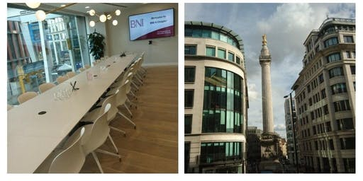 Monument BNI Networking Event - October 2019