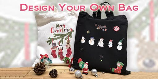 Design Your Own Bag 自己袋袋自己設計