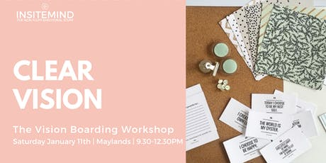 Clear Vision: The Vision Boarding Workshop tickets