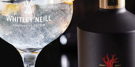 Whitley Neill Gin Dinner