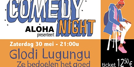 Aloha Comedy Night: Glodi Lugungu tickets