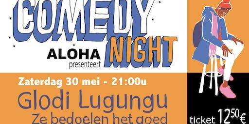 Aloha Comedy Night: Glodi Lugungu
