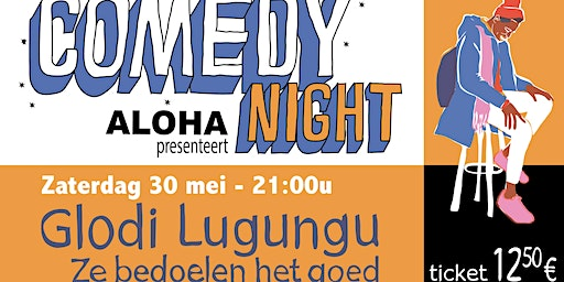 Aloha Comedy Night: Glodi Lugungu
