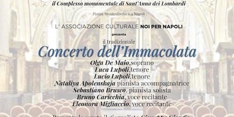 Concerto dell'Immacolata a Napoli biglietti