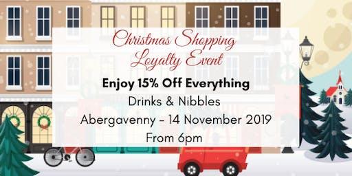 Nicholls Christmas Preview - Abergavenny - 14th November