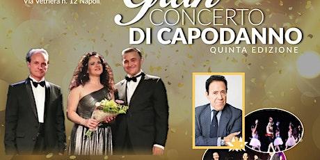 Gran Concerto di Capodanno V Edizione 2020 biglietti