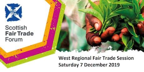 Fair Trade Regional Session: West tickets