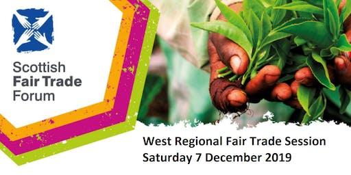 Fair Trade Regional Session: West