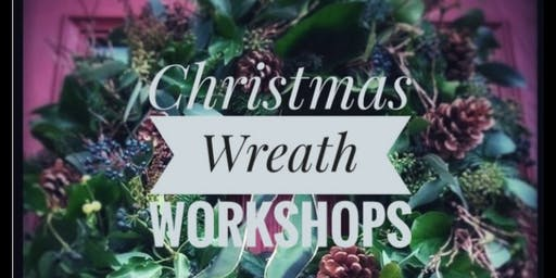 Christmas Wreath Workshops SOLD OUT