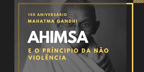 Tertúlia Filosófica // Gandhi - Ahimsa e o Princípio da Não Violência tickets