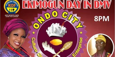 EKIMOGUN CELEBRATION IN DMV