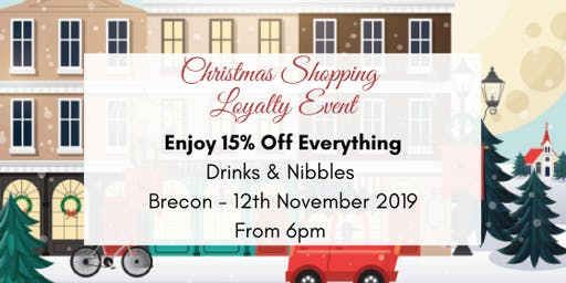 Nicholls Christmas Preview - Brecon-12th November