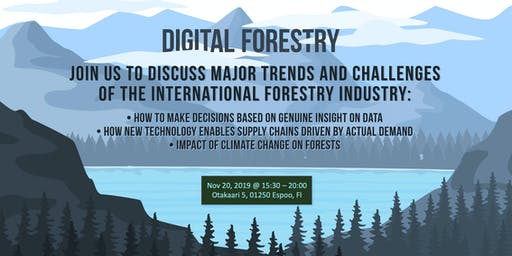 Digital Forestry