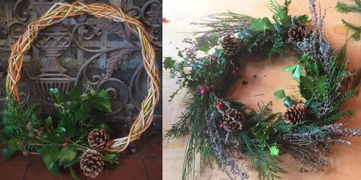 Winter Willow & Wreath Day