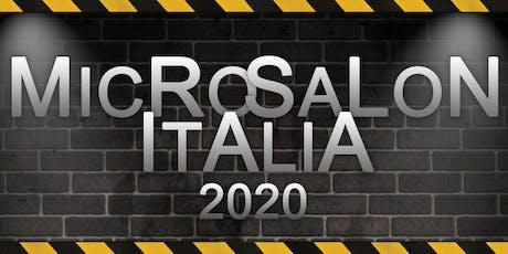 Microsalon 2020 biglietti