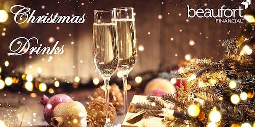 Beaufort Financial Christmas Drinks - Basingstoke