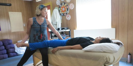 Fundamentals of SomaVeda® Thai Yoga (Level 1) - December 2019
