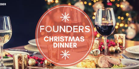 Founders Christmas Dinner Party tickets
