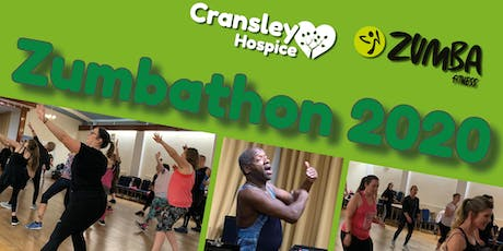 Cransley Hospice Zumbathon 2020 tickets