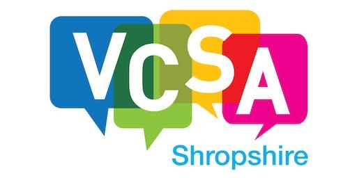 SALC/VCSA Rural Strategy workshop