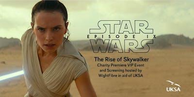 Star Wars IX: The Rise of Skywalker Charity Premiere