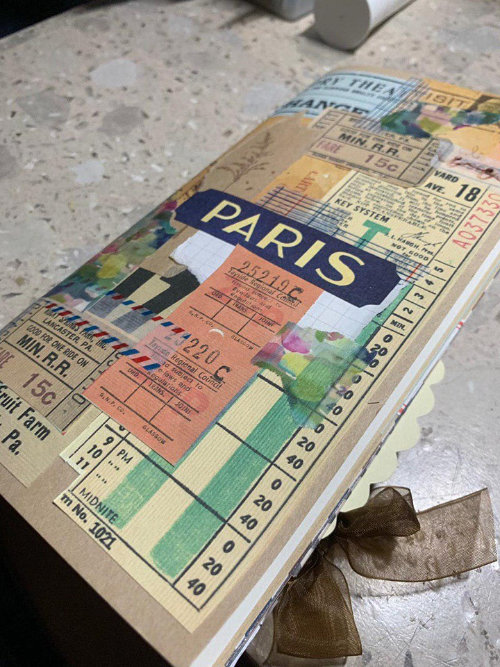 "TN Workshop: 'Paris"" Travel Journal image"