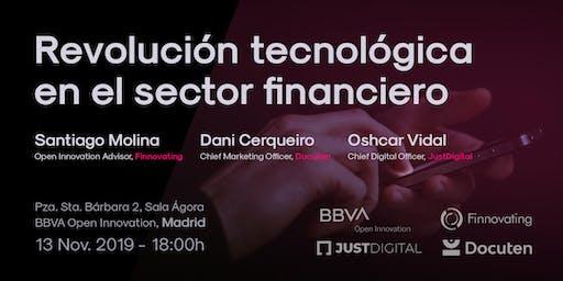 Revolución tecnológica en el sector financiero