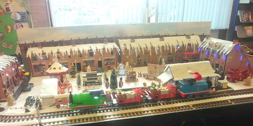 The Big and Little Train Show (Ormskirk)