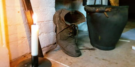 Witch Bottles & Worn Shoes: Home Protection Folklore Practices tickets
