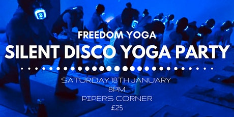 Silent Disco Yoga Party tickets