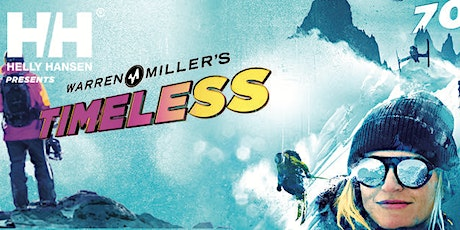 Cambridge - Warren Miller's Timeless presented by Helly Hansen tickets
