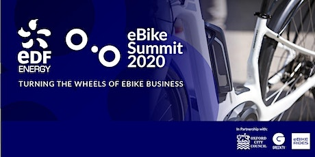 The eBike Summit 2020 tickets