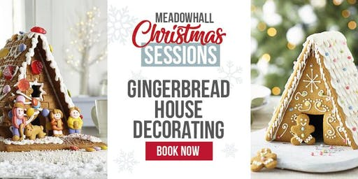 Lakeland Gingerbread House Decorating