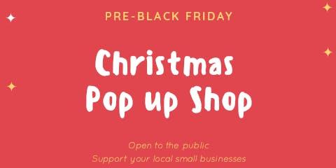 Pre-Black Fridy Christmas Shopping