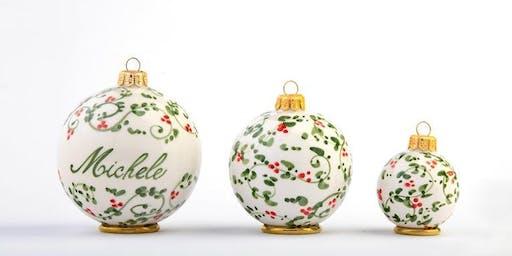 Workshop di decorazione su ceramica con La Ceramica del Ferlaro