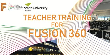 Teacher Training for Fusion 360 tickets