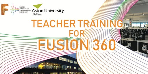 Teacher Training for Fusion 360