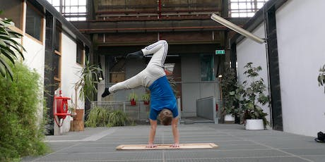 Fully booked: Amsterdam Handstand Workshop: Beginner to Novice Level tickets