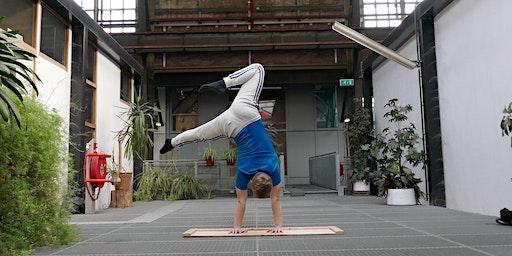 Fully booked: Amsterdam Handstand Workshop: Beginner to Novice Level