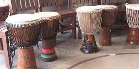 Djembe Drumming Workshops (Barnoldswick)